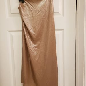 Authentic Martine Sitbon strapless dress